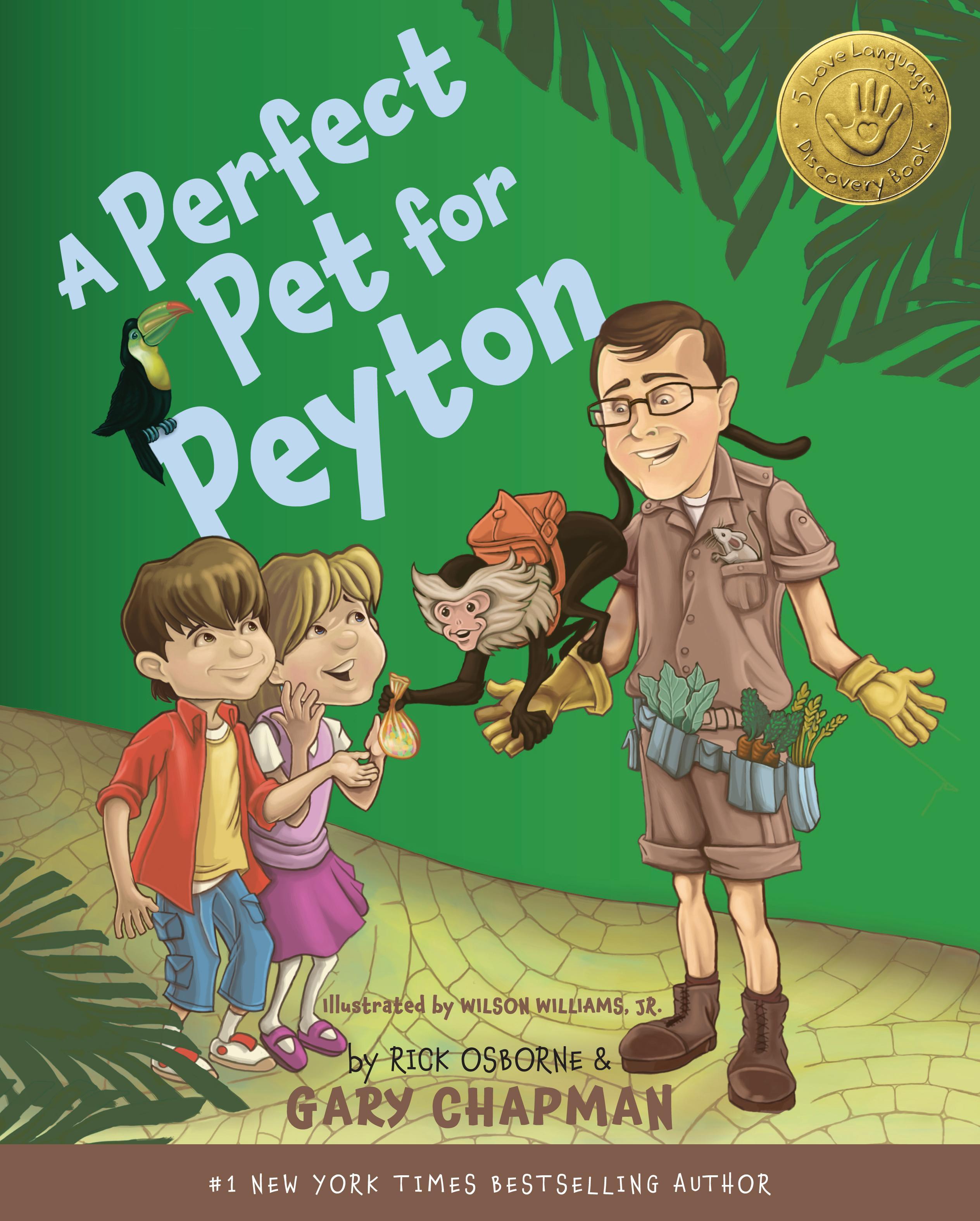 A Perfect Pet for Peyton