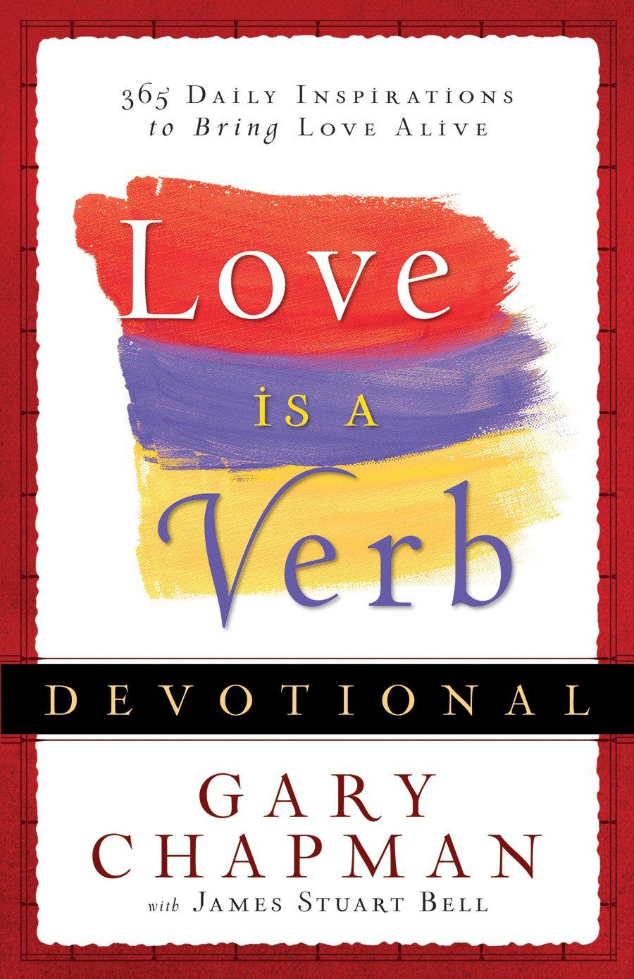 Love is a Verb Devotional